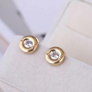 Michael Kors stud earrings